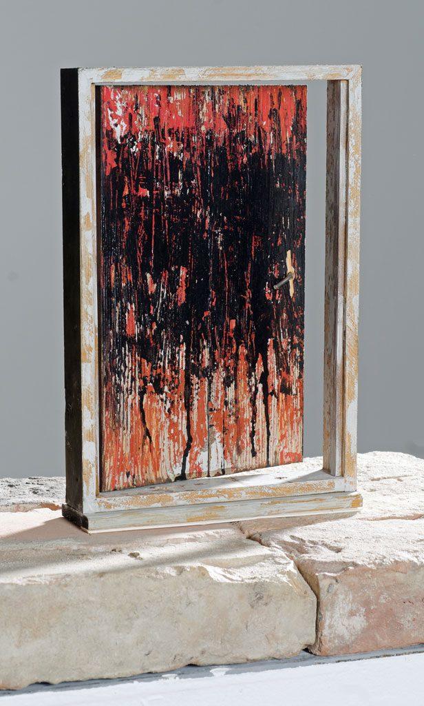 Paint it black (Vorderansicht)