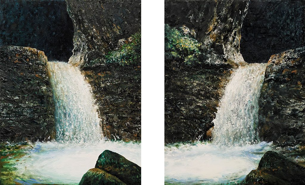 Twins: the falls