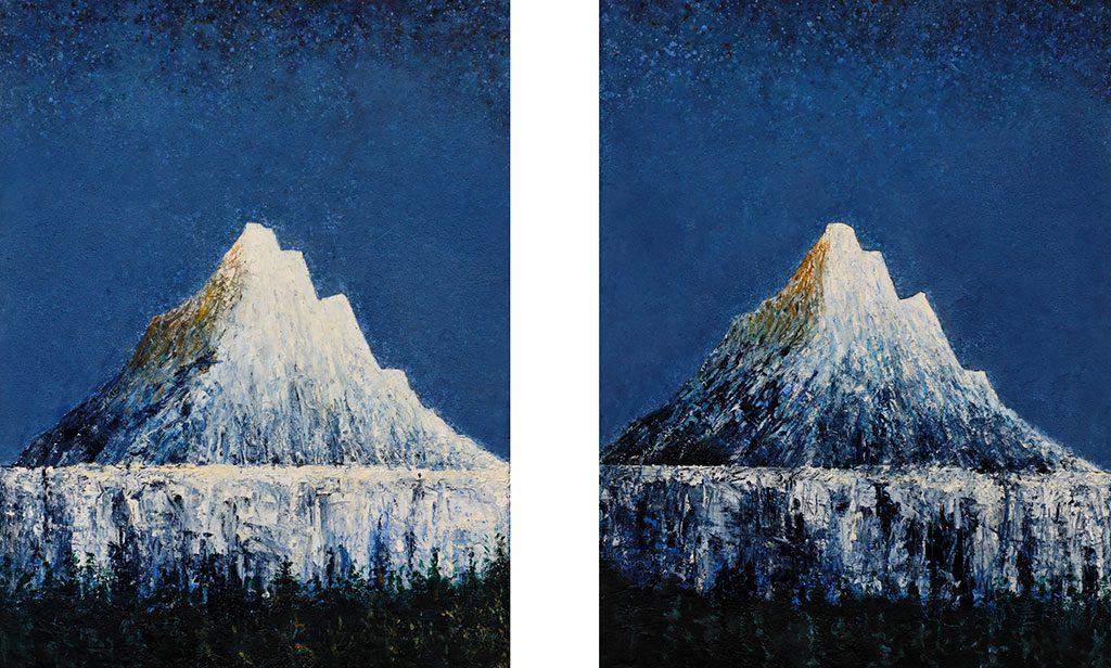 Twins: the peaks